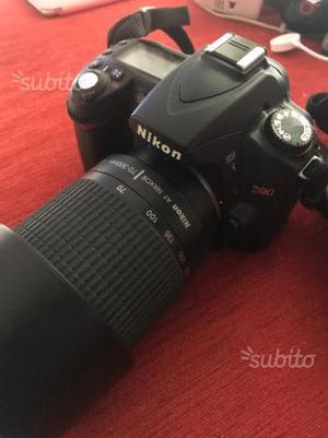 Nikon D90 Nital mm e mm