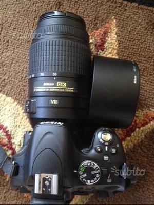 Nikon d con AF-S: