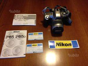 Nikon f65 manuale