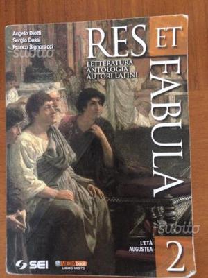 Res et fabula. Vol.2. L'età augustea