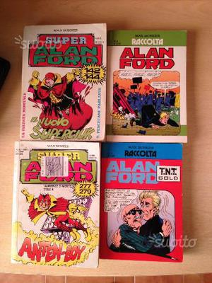 Super Alan Ford + Raccolta Alan Ford | S.S.INCLUSE