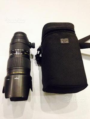 Teleobiettivo Sigma , f2,8 (Nikon)