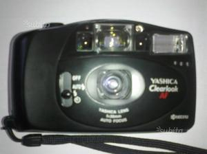 YASHICA Clearlook AF.Macchina storica con rullino