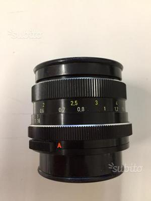 Zeiss Planar 50mm f/1.8 made in Germany