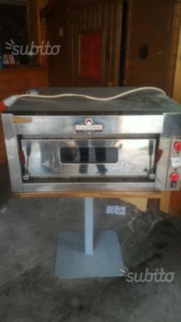 Forno elettrico 380v pizza pizzeria ristorante