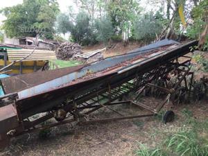 Cestello montacarichi per legna posot class for Cesto per paranco