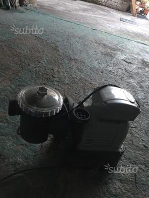 Motore pompa