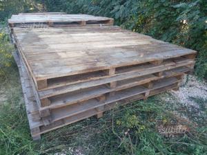 Pedane in legno di castagno