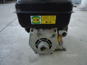 Pompa-Motopompa per acqua