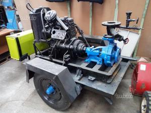 Pompa irrigazione motore mercedes diesel