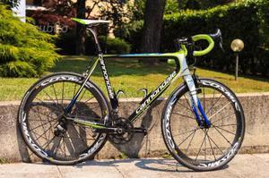 Bici corsa Cannondale