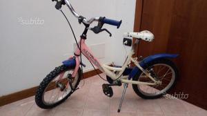 Bicicletta bambina a prezzo da regalo