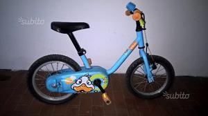 Bicicletta bimbo 3-5 anni