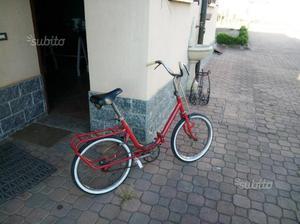 Bicicletta Graziella Rossa Carnelli Posot Class