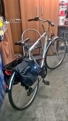 Coppia City bike 28 per uomo e per donna