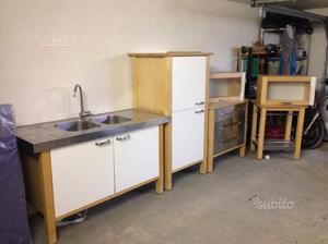 Cucina componibile IKEA mod. VARDE