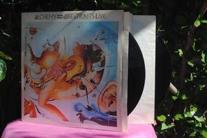 "Dire Straits ""Live Alchemy"" 2 Lp 33 giri Euro 54"
