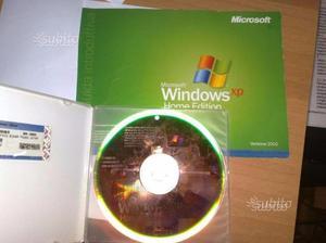 Disco istallazione windows xp originale