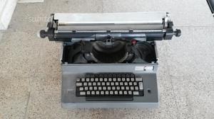 Macchina per scrivere Olivetti Editor 4