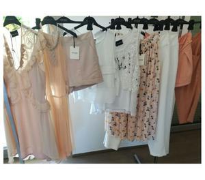 Stock abbigliamento donna firmato Atos Lombardini PE