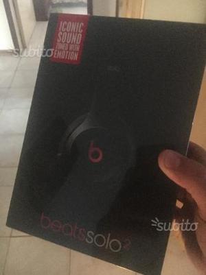 Beats Solo2 NUOVE