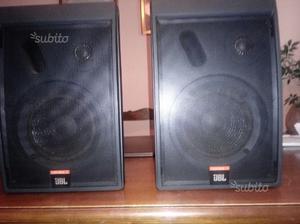 Diffusori cilindrici design ciare jbl pioneer posot class - Casse acustiche design ...