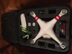 Drone quadricottero DJI Phantom 2 gimbal e zaino