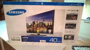 TV Samsung 40 pollici led full HD garanzia 2 anni