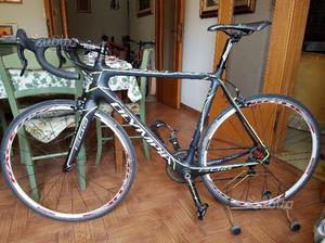 Bici Olympia ego rs race carbonio monoscocca
