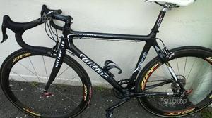 Bici con telaio in Carbonio Wilier Triestina Izoar
