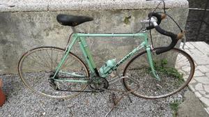 Bicicletta da corsa Bianchi d'epoca