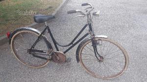 Bicicletta da donna vintage da 26 superga torpado