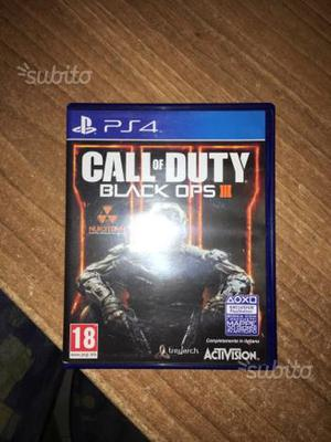 Call of duty COD black ops 3 o Scambi0
