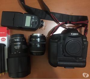 Canon EOS 1D Mark ll + accessori