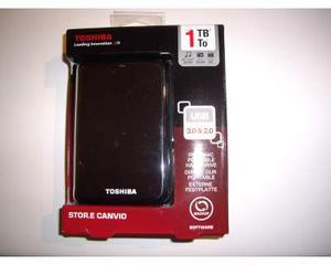 Case disco esterno Toshiba Stor.E CANVIO USB 3.0
