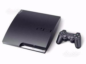 Console ps3 2 joystick e un gioco