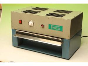 FRACO fornetto essiccatore per carte politenate formato
