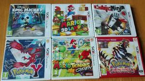 Giochi Nintendo DS+3DS