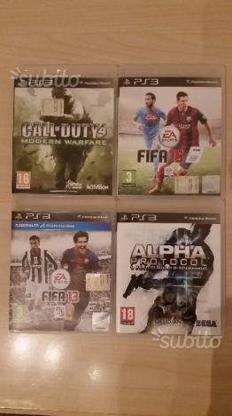 Giochi PS3 vari