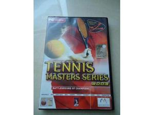 Gioco per pc tennis masters series