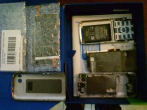 Kit per riparazione cellulari vari pezzi sfusi per ricambi