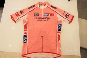 Maglia rosa Santini Giro d'Italia 150'anniversario