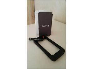Manfrotto bumper KLYP+ per iPhone SE / 5s / 5 più obiettivi