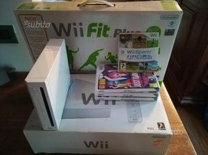Nintendo Wii + giochi