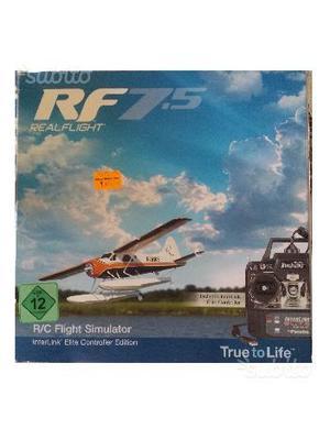 Real Flight 7.5 Simulatore di volo