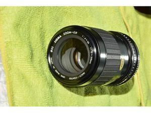 Sigma zoom canon fd