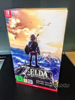 The Legend of Zelda - Breath of the Wild [LIMITED]