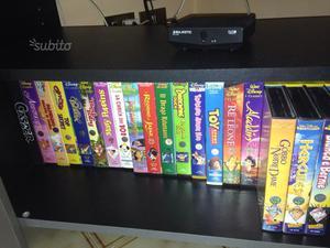 52 VHS Originali Disney e non