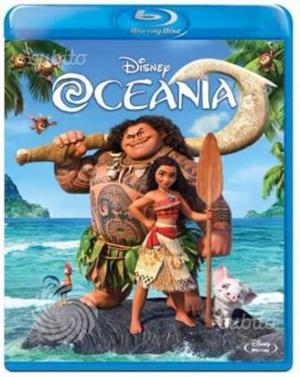 Blu ray disc OCEANIA ORIGINALE NUOVO MAI APERTO