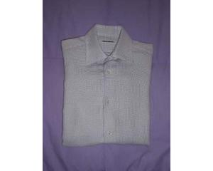 Camicia maniche lunghe nara camicie sfondo bianco taglia S